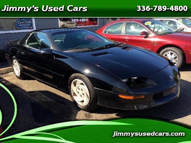 1997 Chevrolet Camaro Coupe