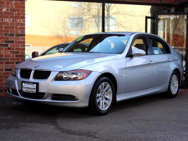 2006 BMW 325xi Sedan 1 Owner Premium Pkg Heated Leather