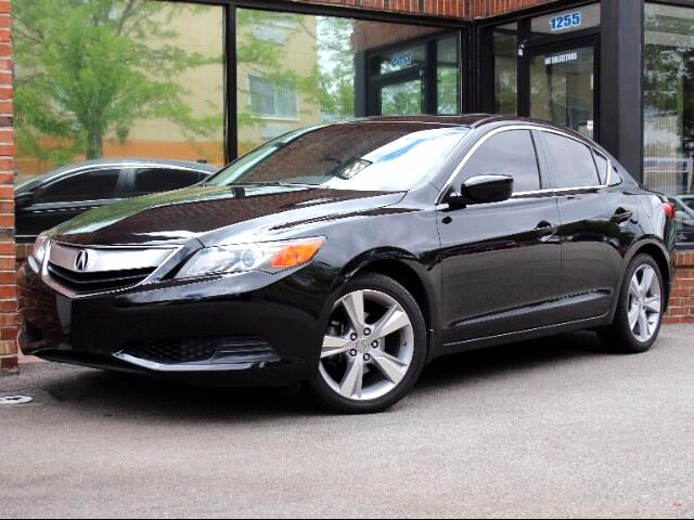 2014 Acura ILX 1 Owner Rear View Camera Heated Leather Sunroof