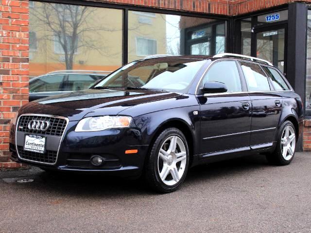 2008 Audi A4 Avant 2.0T quattro Tiptronic Premium Pkg Heated Leather