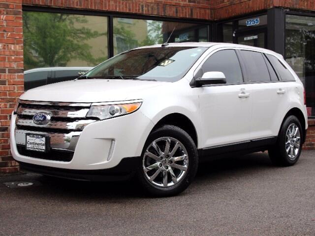2012 Ford Edge SEL AWD