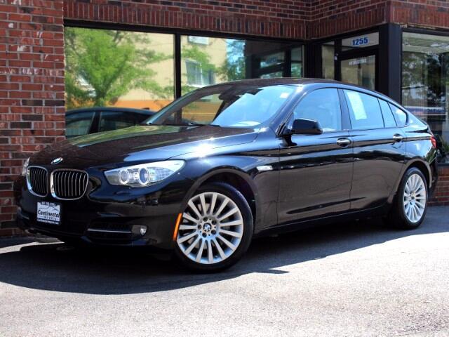 2010 BMW 5-Series Gran Turismo 535i