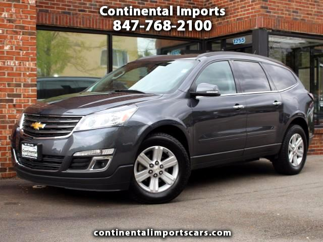 2013 Chevrolet Traverse 2LT AWD