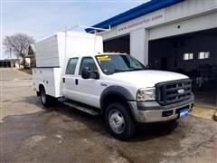 2007 Ford F-450 SD