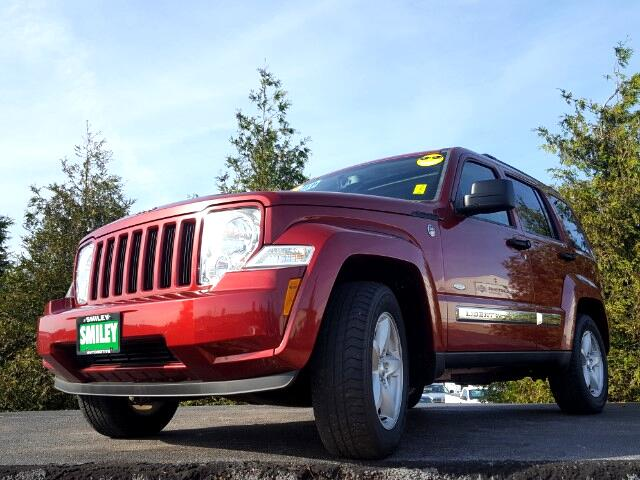2012 Jeep Liberty 3.7L 4WD