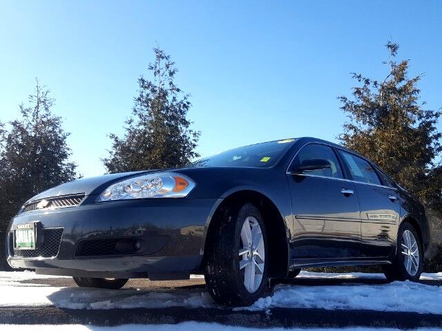 2015 Chevrolet Impala Limited LT2