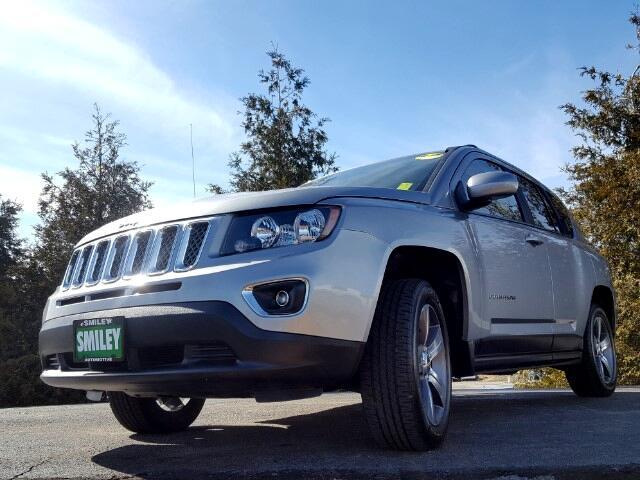 2016 Jeep Compass Latitude FWD