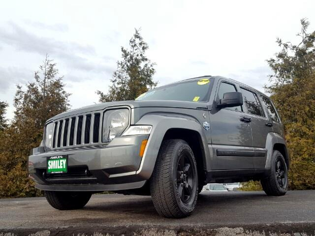 2012 Jeep Liberty Limited Arctic 4WD
