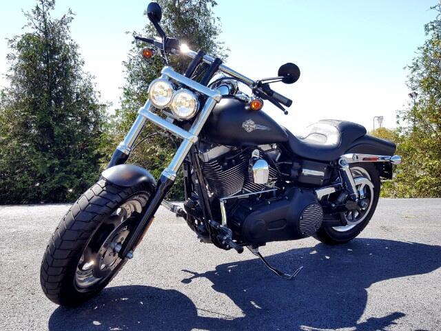 2010 Harley-Davidson FXDF Fatbob