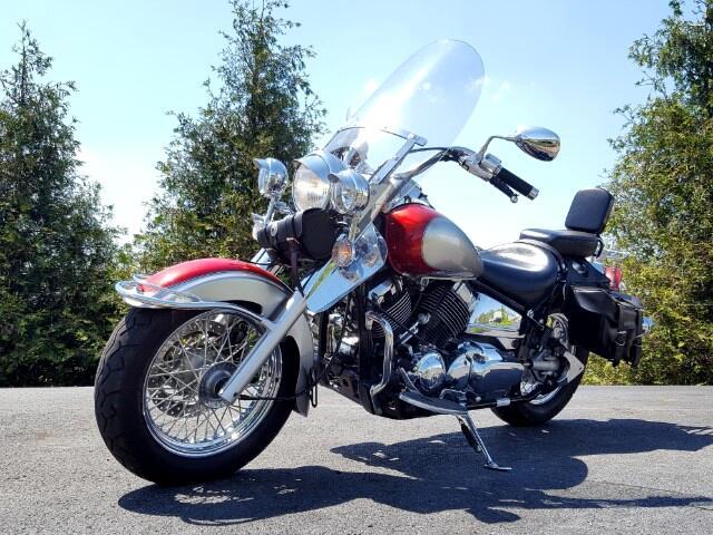 2005 Yamaha XVS650