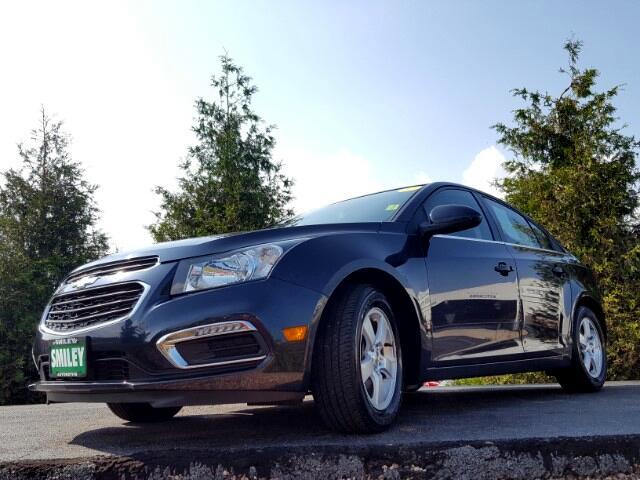 2016 Chevrolet Cruze 1LT