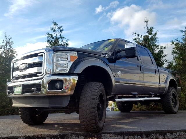 2012 Ford F-250 SD XLT Crew Cab Long Bed 4WD