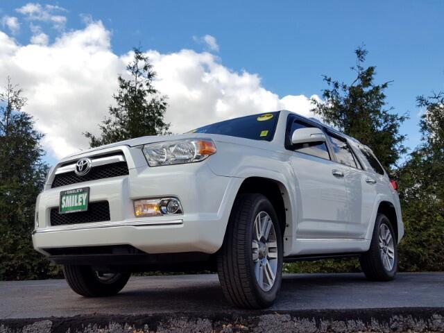 2012 Toyota 4Runner Limited 4WD V6
