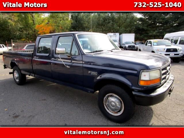1994 Ford F-350 XL CREW CAB LONG BED 7.3L DIESEL!
