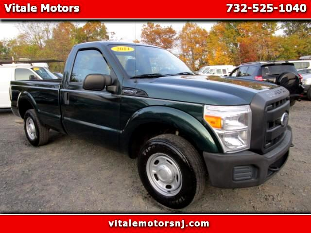 2011 Ford F-250 SD XL 2WD LONG BED