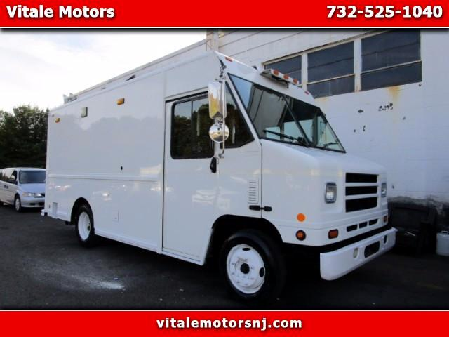2006 International 1652 SC STEP VAN BOX TRUCK