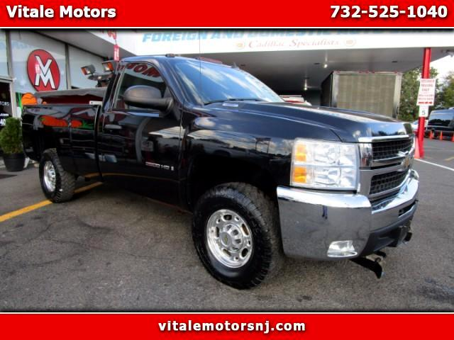 2009 Chevrolet Silverado 2500HD LONG BED 4WD WITH SNOW PLOW!!!