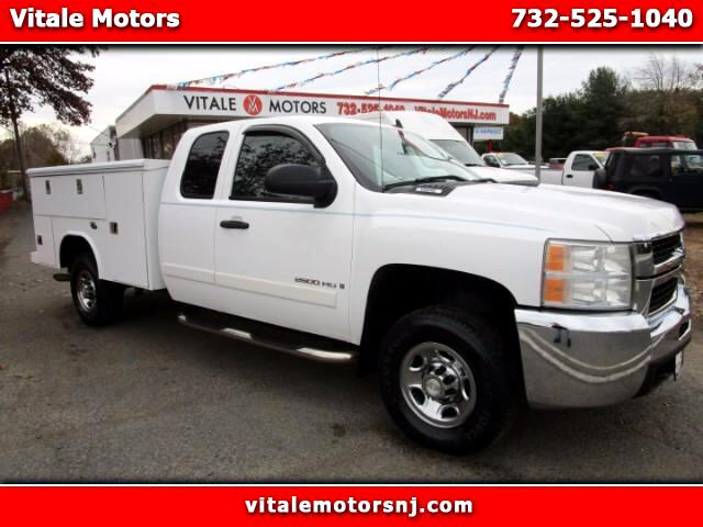 2007 Chevrolet Silverado 2500HD UTILITY BODY LIFT GATE 4X4!