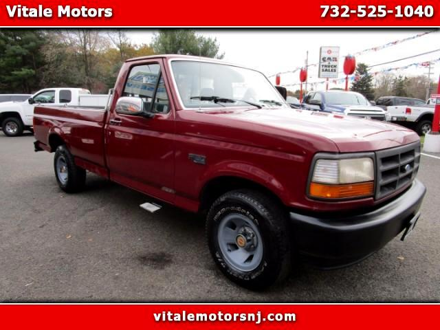 1993 Ford F-150 XL LONG BED 2WD