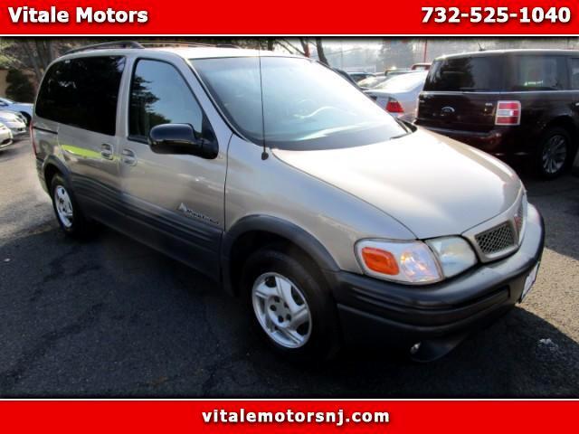 2002 Pontiac Montana 1SV