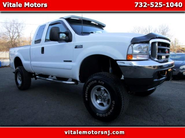 2003 Ford F-350 SD XLT 7.3L DIESEL LIFTED SUSPENSION!