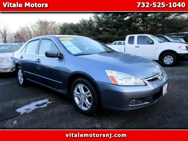 2007 Honda Accord EX NAVIGATION/LEATHER