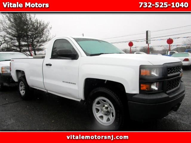 2015 Chevrolet Silverado 1500 LONG BED 4WD