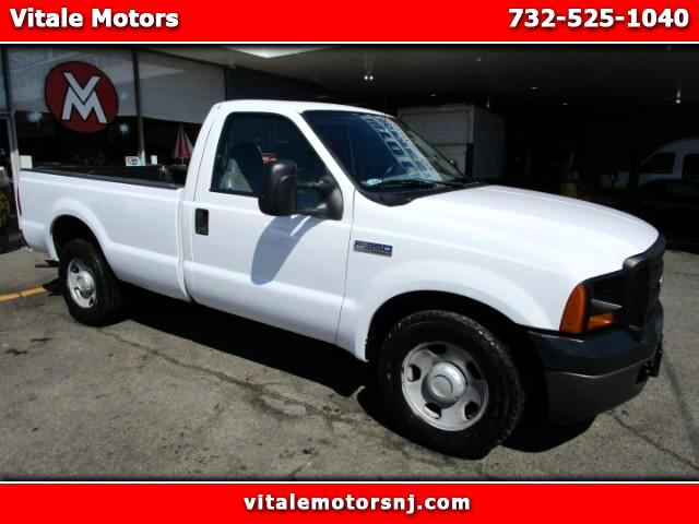 2006 Ford F-350 SD F350 REGULAR CAB LONG BED