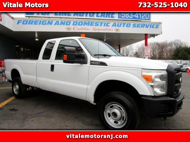 2012 Ford F-350 SD 4WD SUPER CAB LONG BED
