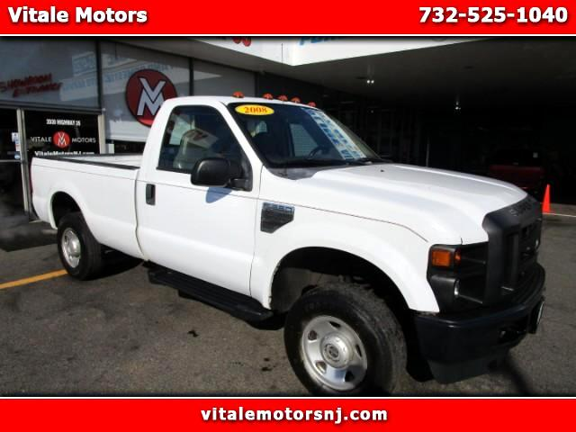 2008 Ford F-250 SD LONG BED 4WD