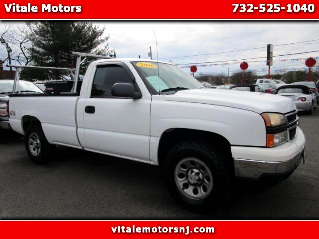 2006 Chevrolet Silverado 1500 4WD LONG BED