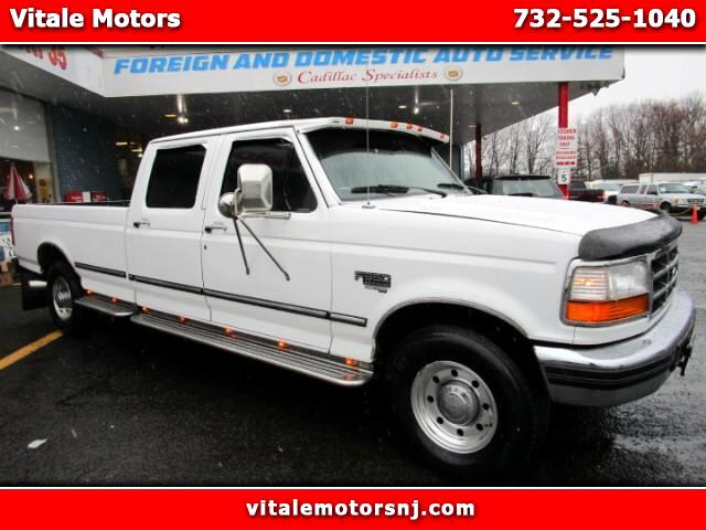 1997 Ford F-350 7.3L DIESEL LONG BED PICK-UP
