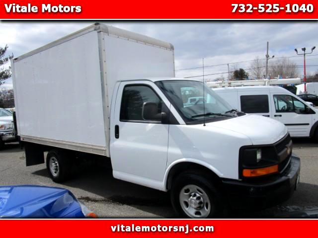 2014 Chevrolet Express 12 FOOT BOX W/ LIFTGATE 3500