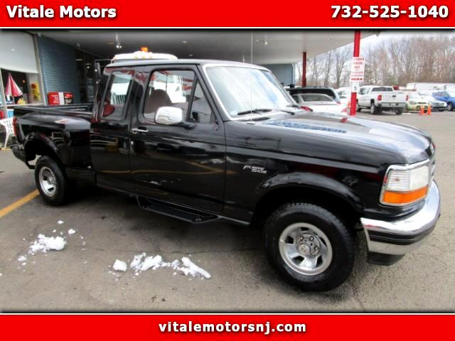 1995 Ford F-150 FLAIRSIDE 4X4 MANUAL