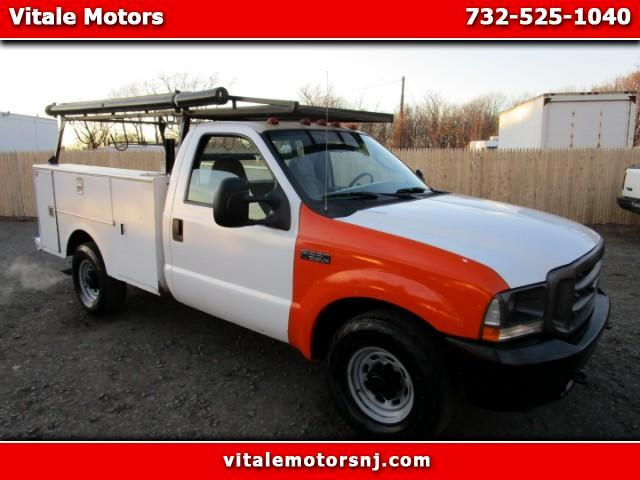 2004 Ford F-350 SD XLT 2WD