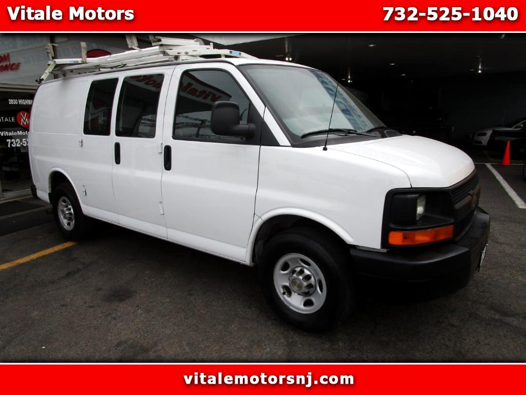2012 Chevrolet Express 2500 CARGO NATURAL GAS CONVERTED!