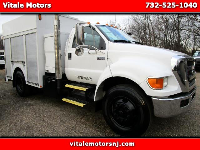 2008 Ford F-650 cab and chassis only!!