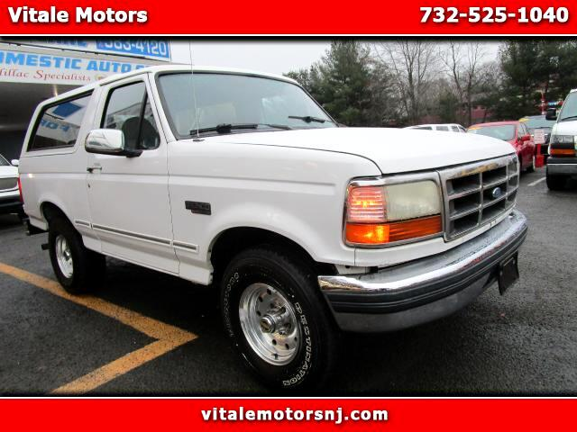 1995 Ford Bronco XLT REMOVABLE HARD TOP