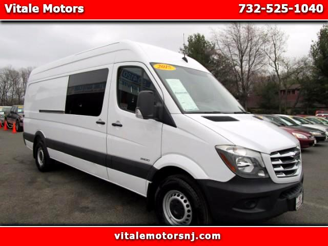 2015 Freightliner Sprinter 2500 170-in. WB HIGH TOP EXTENDED CARGO VAN
