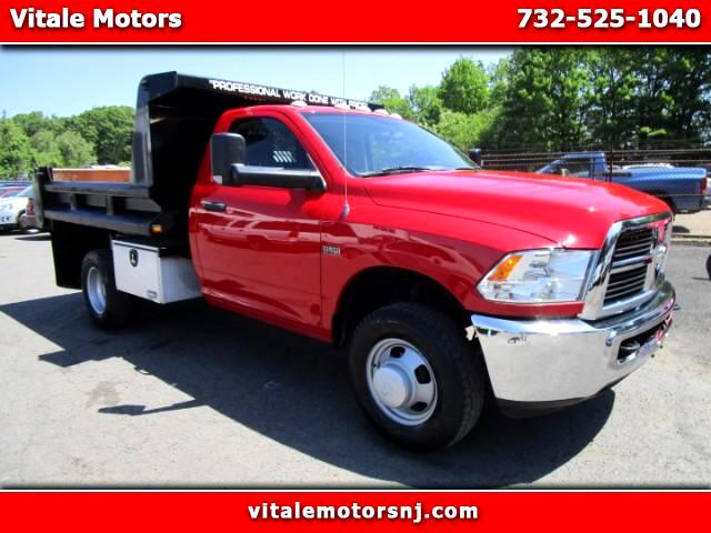 2012 Dodge Ram 3500 4X4 3500 DUMP TRUCK