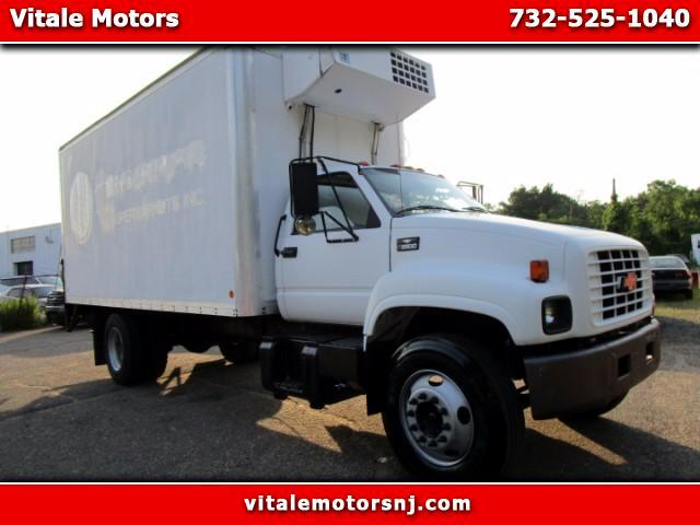 2002 Chevrolet C6500 BOX TRUCK STRAIGHT TRUCK REFER TRUCK