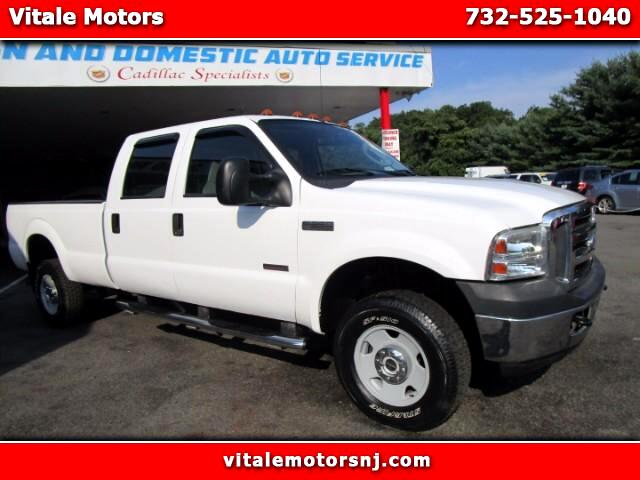 2006 Ford F-350 SD XL Crew Cab Long Bed 4WD