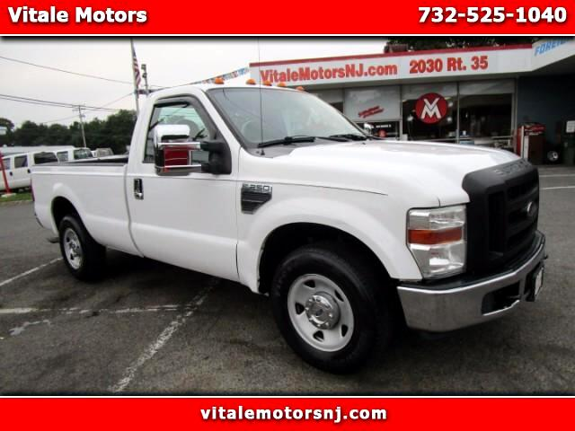 2009 Ford F-250 SD XL LONG BED 2WD