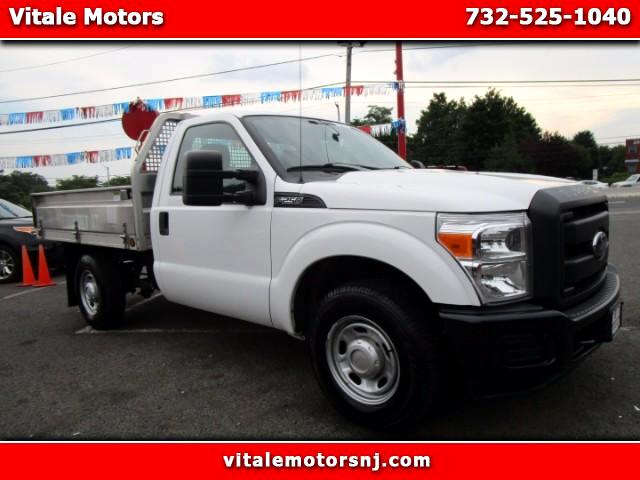 2012 Ford F-250 SD FOLD DOWN ALUMINUM BED!
