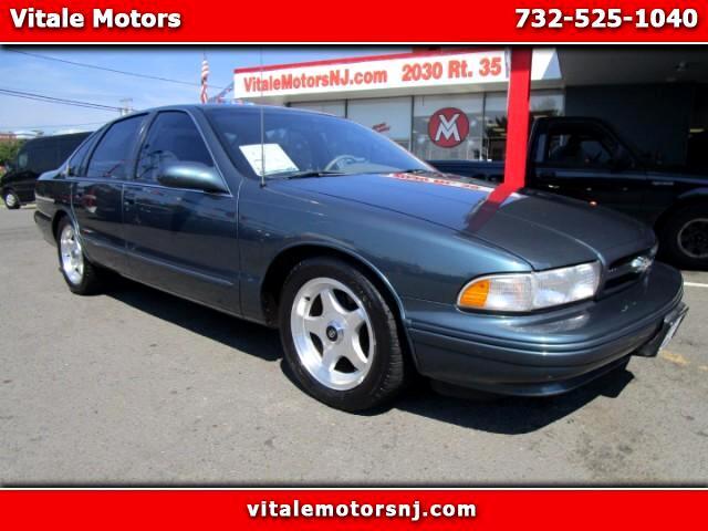 1996 Chevrolet Impala SS IMPALA SS WX3 86K MILES!