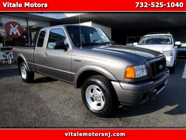 2004 Ford Ranger Edge SuperCab 4.0L 2WD