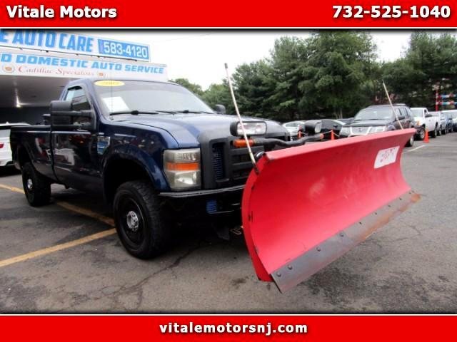 2009 Ford F-250 SD 4WD SNOW PLOW!