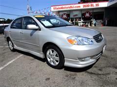 2004 Toyota COROLLA/S/