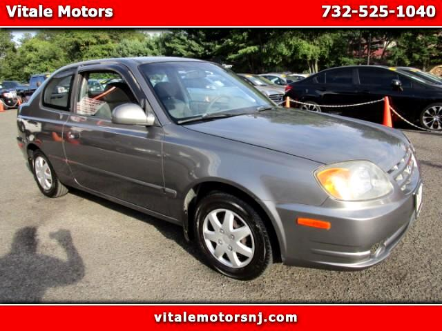 2005 Hyundai Accent GLS 3-Door