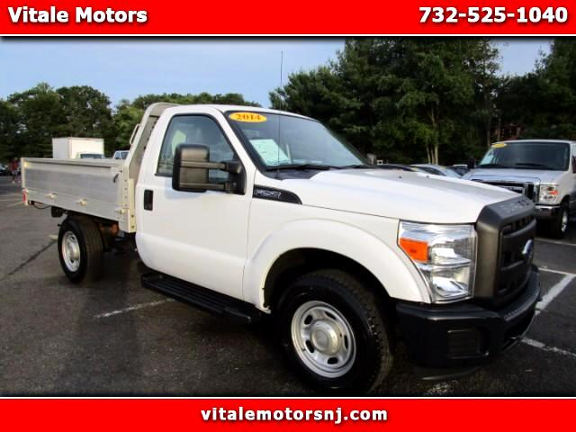 2014 Ford F-250 SD XL 2WD FOLD DOWN ALUMINUM BED